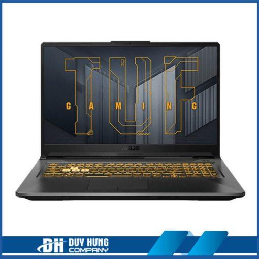 Laptop Asus TUF Gaming FX706HC-HX009T (Core i7-11800H | 8GB | 512GB | RTX 3050 4GB | 17.3 inch FHD | Win 10 | Xám)